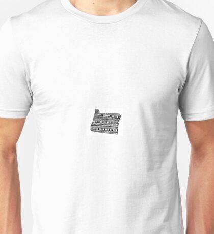 Oregon ZenDoodle Unisex T-Shirt