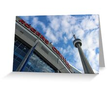 Rogers Centre Greeting Card
