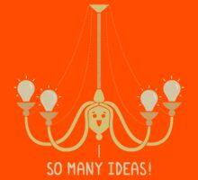 Full Of Ideas Kids Tee