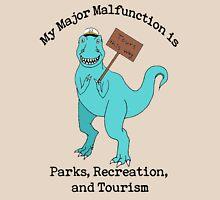 Parks, Recreation, and Tourism Major Unisex T-Shirt