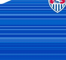 USWNT 2015 Away Jersey Sticker