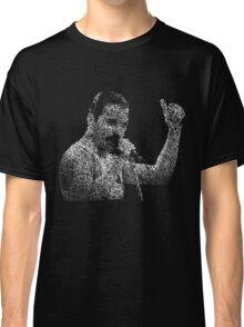Freddie Mercury Somebody to love Classic T-Shirt