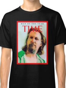 Time's Man of the year - The Big Lebowski Classic T-Shirt