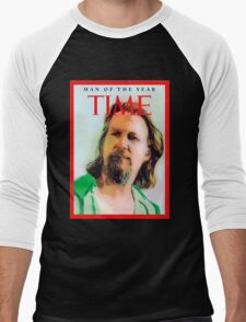 Time's Man of the year - The Big Lebowski Men's Baseball ¾ T-Shirt