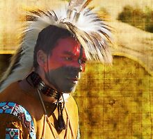 American Indian by Bine