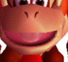 Donkey Kong 64 Sticker