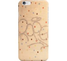 Graffitti Tiled Wall iPhone Case/Skin