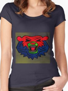 Bear Good  Women's Fitted Scoop T-Shirt