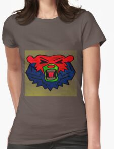 Bear Good  Womens Fitted T-Shirt