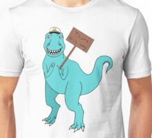 (Parks, Recreation, and) Tourism T-Rex Unisex T-Shirt
