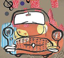 Cabaret Car ! by StelC