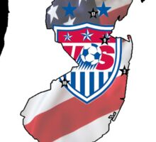 USWNT Jersey Girls Sticker
