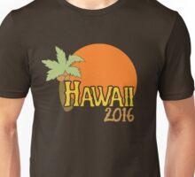 Hawaii 2016  Unisex T-Shirt