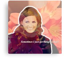 STANA KATIC, QUOTE #2 Metal Print