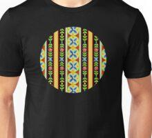 Elizabethan Folkloric Stripe Unisex T-Shirt