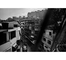 Viertel in Caracas Photographic Print