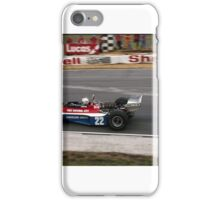 Chris Amon iPhone Case/Skin