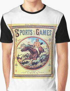 British Sports & Games Graphic T-Shirt