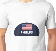 Phelps Swimcap Unisex T-Shirt