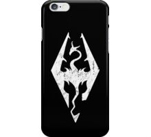 Skyrim Vintage Symbol iPhone Case/Skin