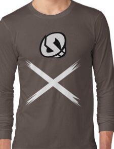 Team Skull (Alola Region) Design Long Sleeve T-Shirt