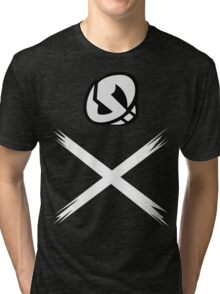 Team Skull (Alola Region) Design Tri-blend T-Shirt