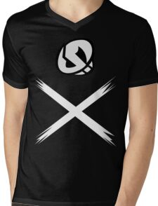 Team Skull (Alola Region) Design Mens V-Neck T-Shirt