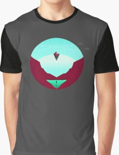 No Mans Sky Minimalist Art Graphic T-Shirt