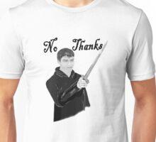 Robin :-    Polite refusal  Unisex T-Shirt