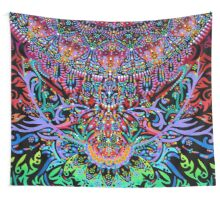 Mandala Energy Wall Tapestry