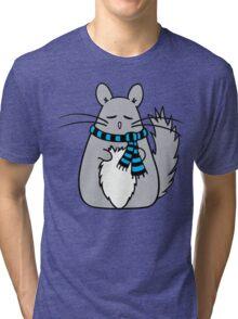Chill Chinchilla Tri-blend T-Shirt