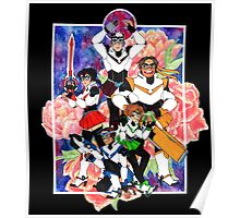 Legendary Space Magica Lions Mew Mew Defenders Poster