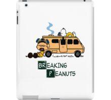 Breaking Peanuts iPad Case/Skin