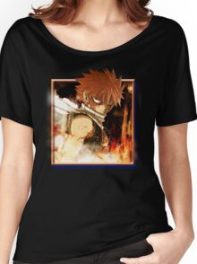 Portrait of a Dragon Slayer - No Text Women's Relaxed Fit T-Shirt