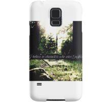 STANA KATIC, QUOTE #3 Samsung Galaxy Case/Skin