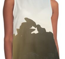 Natural Support Contrast Tank