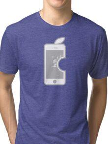 Electronic Fruit Punch 2 Tri-blend T-Shirt
