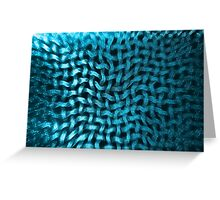 Textured Net Greeting Card