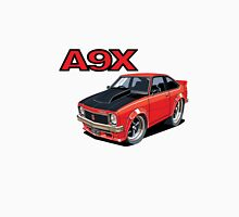 Holden A9X Torana in Red, Car toon Hatchy Unisex T-Shirt