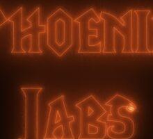 Phoenix Labs Merchandise Sticker