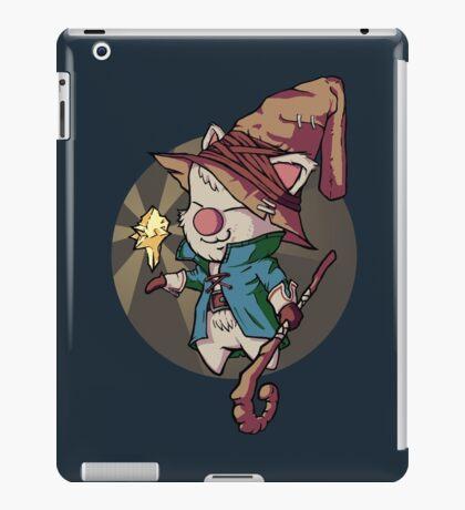 Final Fantasy Wizard Moogle iPad Case/Skin