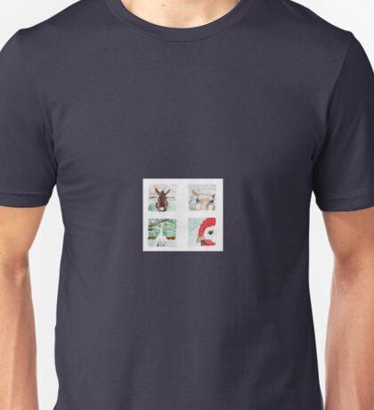 Petting Farm Unisex T-Shirt