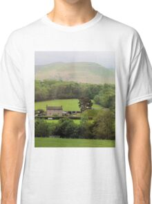 BEAUTIFUL WALES Classic T-Shirt