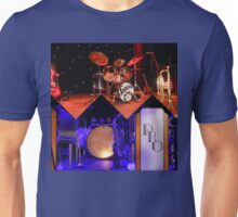 Jazz Collage Unisex T-Shirt