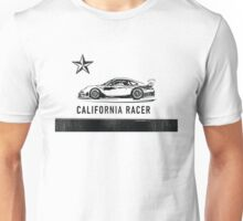 California Racer - Black Porsche Unisex T-Shirt