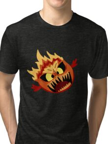 Final Fantasy Bomb Tri-blend T-Shirt