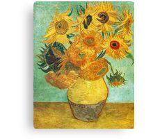 Van Gogh - 1 Canvas Print