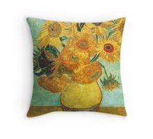 Van Gogh - 1 Throw Pillow