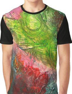 Mixed media 16 by rafi talby Graphic T-Shirt