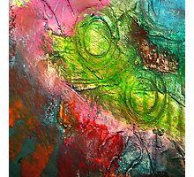 Mixed media 16 by rafi talby Photographic Print